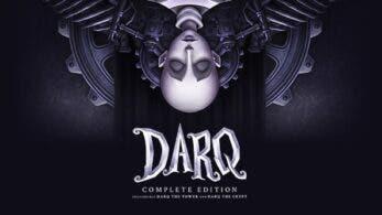 DARQ: Complete Edition es anunciado para Nintendo Switch
