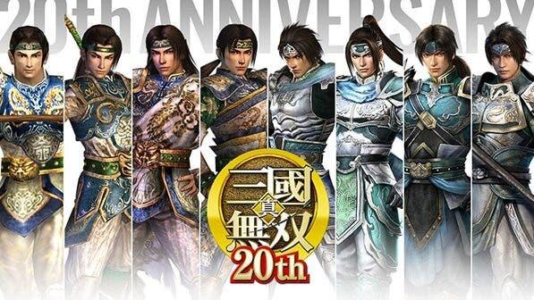 El anuncio del título del 20º aniversario de Dynasty Warriors se hará próximamente