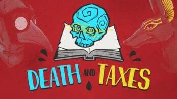 Death and Taxes confirma su estreno en Nintendo Switch: disponible el 10 de septiembre