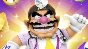 Dr. Mario World recibe en la tienda el lote de Dr. Wario y una nueva oferta
