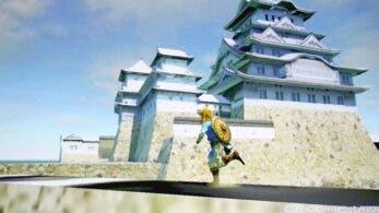 Salen a la luz imágenes del desarrollo de Zelda: Breath of the Wild: escenas en Japón, mecánicas de Skyward Sword y más