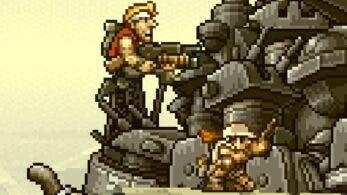 Hamster lanza descuentos temporales en algunos de sus juegos ACA NeoGeo y Arcade Archives disponibles en Nintendo Switch