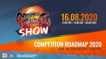 El Dragon Ball FighterZ Show tendrá lugar el 16 de agosto