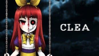 Clea se estrenará el próximo mes de octubre en Nintendo Switch
