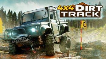4×4 Dirt Track se lanzará el 21 de agosto en Nintendo Switch