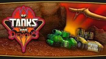 Of Tanks and Demons III llegará a Nintendo Switch el 14 de agosto