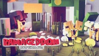 Ramageddon está de camino a Nintendo Switch: disponible el 14 de agosto