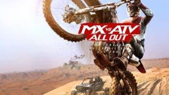 MX vs ATV All Out llegará a Nintendo Switch el 1 de septiembre