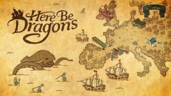 Here Be Dragons queda confirmado para el 3 de septiembre en Nintendo Switch