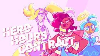 Hero Hours Contract confirma su estreno en Nintendo Switch: se lanza el 27 de agosto