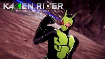 Nuevo tráiler de Kamen Rider: Memory of Heroez