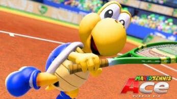 Conocemos las recompensas de agosto de 2020 para Mario Tennis Aces