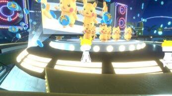 Así ha sido el Pikachu Virtual Dance Show de hoy en el Pokémon Virtual Fest