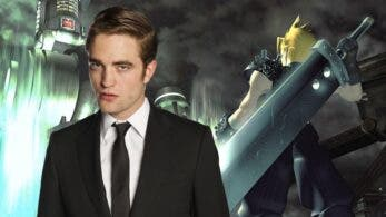 Robert Pattinson desvela su videojuego favorito: Final Fantasy VII