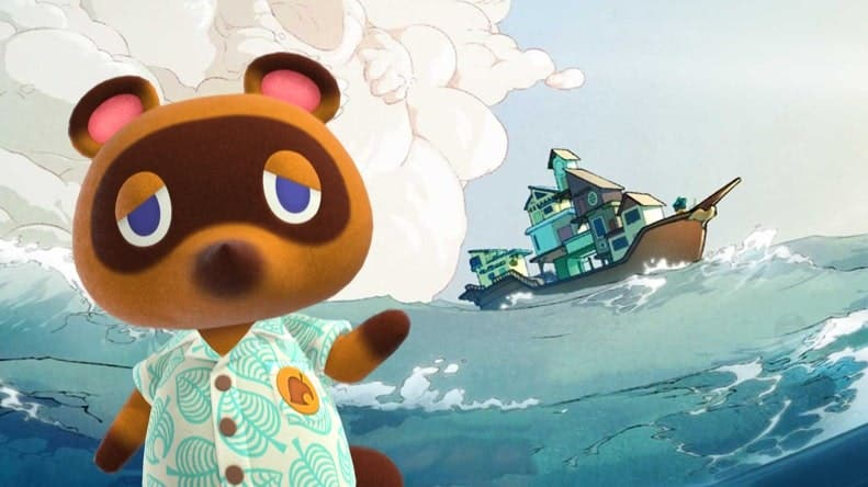 Spiritfarer guarda una referencia a Animal Crossing al comienzo del juego