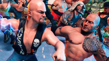 Estas son las novedades del parche 1.0.5.0 de WWE 2K Battlegrounds, ya disponible en Nintendo Switch
