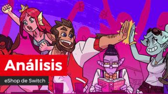 [Análisis] Monster Prom: XXL para Nintendo Switch