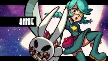 Annie of the Stars queda confirmada para Skullgirls 2nd Encore
