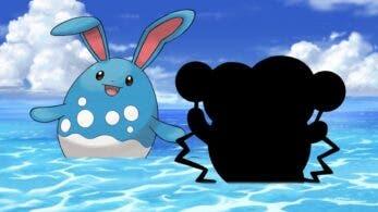Conoce la versión beta de Azumarill, el popular Pokémon de la segunda generación