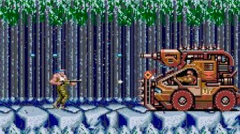 Arcade Archives Contra se luce en este gameplay de Nintendo Switch