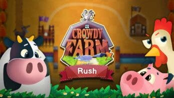 Crowdy Farm Rush se estrena hoy mismo en Nintendo Switch