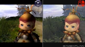 Comparativa en vídeo de Final Fantasy Crystal Chronicles: GameCube vs. Nintendo Switch