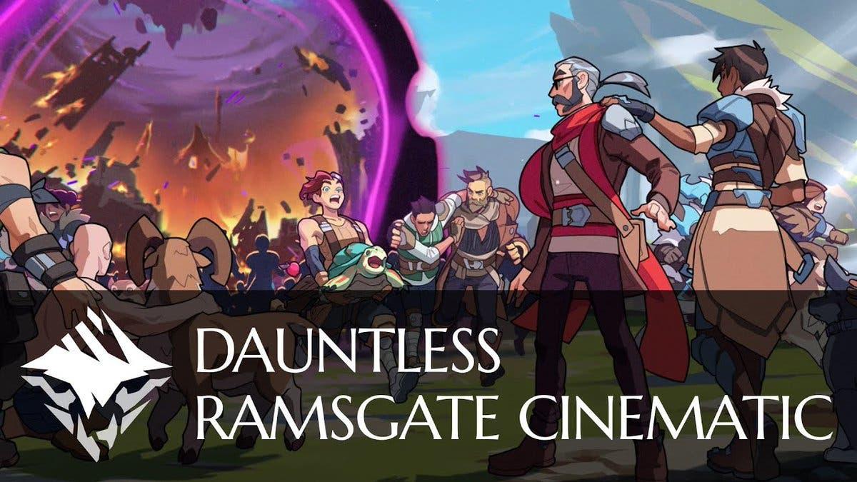Dauntless estrena nuevo vídeo promocional: «Ramsgate Cinematic»