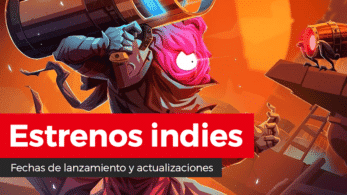 Estrenos indies: Dead Cells, Helheim Hassle, PigeonDev Games Collection, A Robot Named Fight!, Volta-X y West of Loathing
