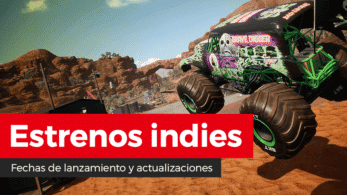 Estrenos indies: Monster Jam Steel Titans