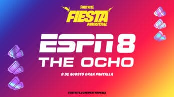 Fortnite detalla el evento de ESPN 8: The Ocho
