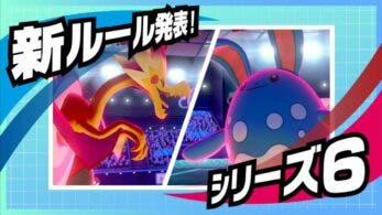 16 de los Pokémon más usados son baneados en las reglas para la Serie 6 de Combates Clasificatorios de Pokémon Espada y Escudo: todos los detalles