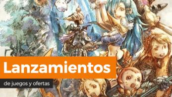 Lanzamientos de juegos y ofertas de la semana en la eShop de Nintendo (27/8/20, Europa y América)
