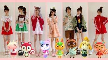 Este vídeo nos muestra 15 looks inspirados en personajes de Animal Crossing