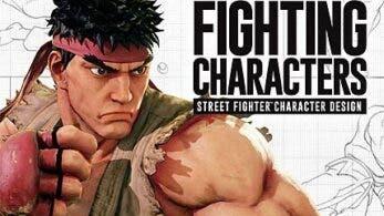 Udon Entertainment anuncia How to Make Capcom Fighting Characters, un libro que detalla los diseños de personaje de Street Fighter