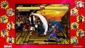 Samurai Shodown NeoGeo Collection se luce en este gameplay de Nintendo Switch