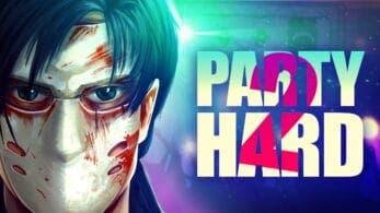 Party Hard 2 se lanzará el próximo 8 de septiembre en Nintendo Switch