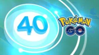 Echa un vistazo a la pantalla de subir de nivel de la versión 0.203.0 de Pokémon GO