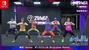 SEGA comparte un nuevo vídeo promocional japonés de Zumba: Burn It Up!