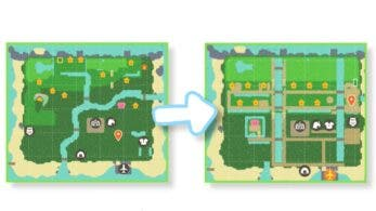 Este vídeo nos enseña fantásticas ideas de obras públicas para Animal Crossing: New Horizons