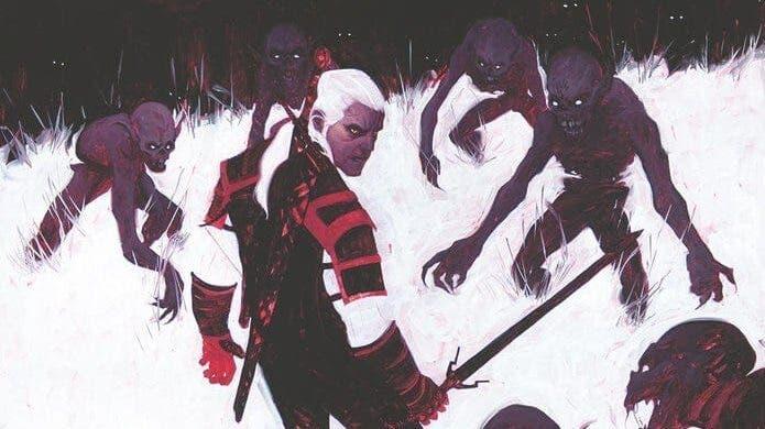 The Witcher: Fading Memories: Nueva fecha y portada alternativa de este esperado cómic