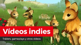 Vídeos indies: Mad Rat Dead, Spiritfarer, Even the Ocean, Helheim Hassle, Niche y más