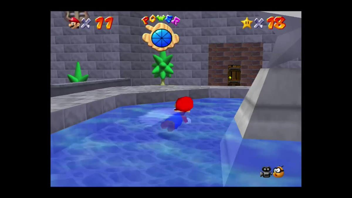 Super Mario 3D All-Stars no despeja dudas sobre el misterio de «L is Real» en Super Mario 64