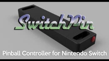 Echad un vistazo a SwitchPin, un controlador para crear nuestro pinball en casa