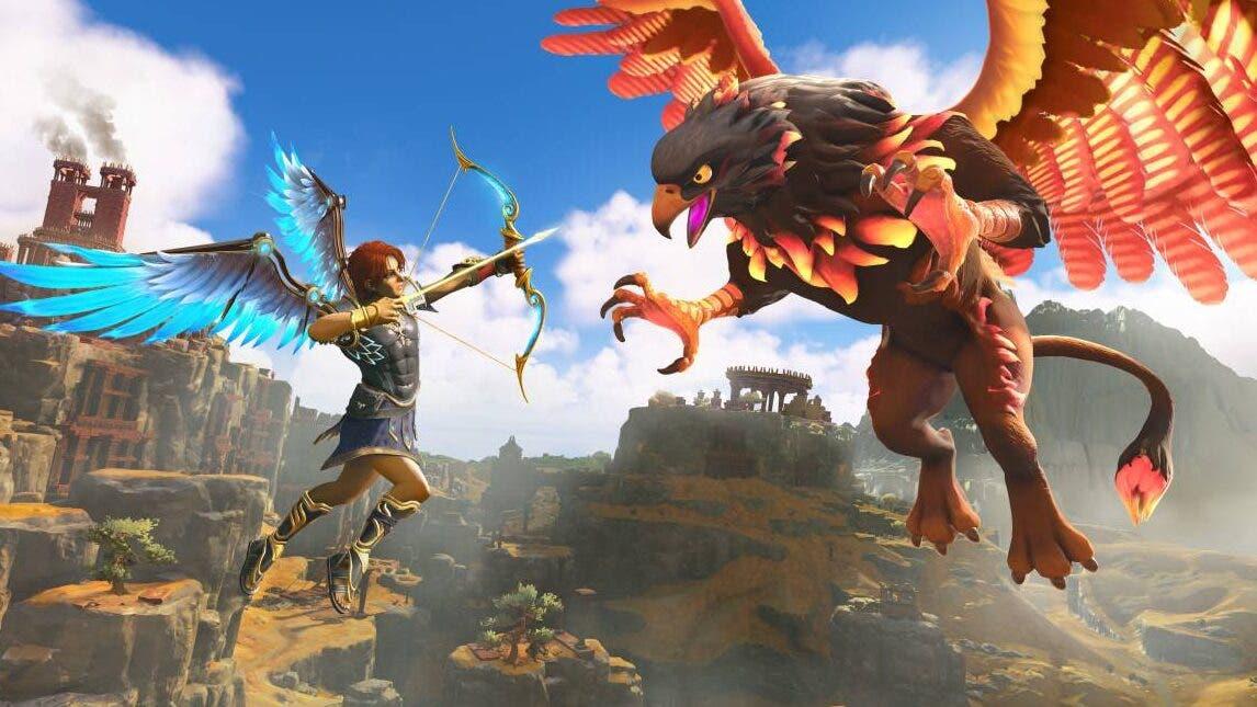 Ubisoft cuenta la razón por la que Immortals Fenyx Rising usa narradores para contar su historia