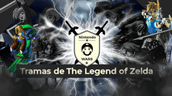 Ronda Final de Nintendo Wars: Tramas de The Legend of Zelda: ¡Ocarina of Time vs. Breath of the Wild!