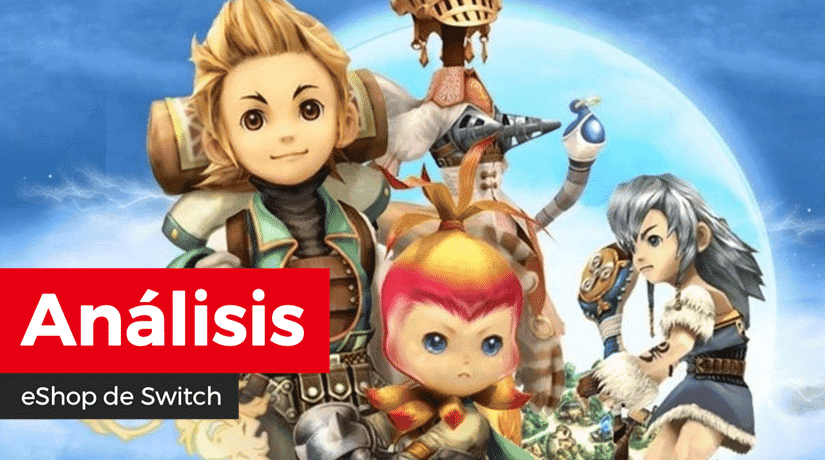 [Análisis] Final Fantasy Crystal Chronicles Remastered para Nintendo Switch