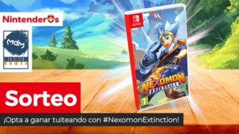 ¡Sorteamos una edición física de Nexomon: Extinction para Nintendo Switch!