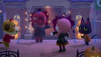 Cómo conseguir las reacciones susto y espanto en Animal Crossing: New Horizons
