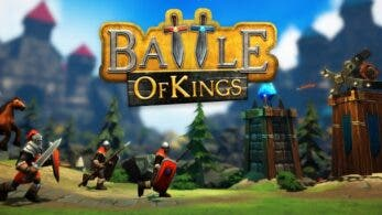 Battle of Kings ya está disponible en Nintendo Switch