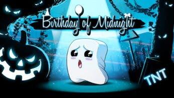 Birthday of Midnight se estrenará el 2 de octubre en Nintendo Switch
